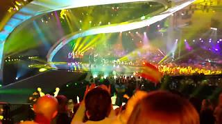 Francesco Gabbani - Occidentali's Karma (Italy) Eurovision 2017 Grand Final LIVE