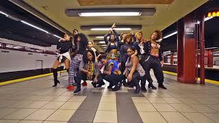 Blaakow || Afrobeat : Dj Flex - Dip Dop || NYC