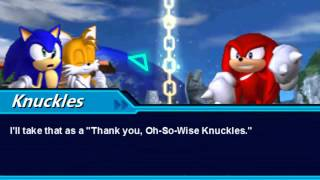 Sonic Colors [Fan Game] Planet Wisp Scene 2 Voice Acting! HD!