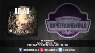 Ar-Ab - My Life Real [Instrumental] (Prod. By Max Dollas) + DL via @Hipstrumentals