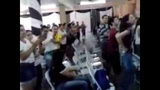 Jovens dançando Templo Vivo - Alegra-te Mirassolândia (10/11/13)