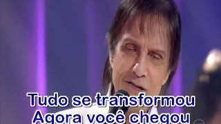 Especial Roberto Carlos 2016  ''Ainda Bem' com Marisa Monte Karaokê