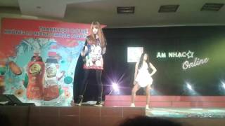 Hariwon cover Roly Poly (T-Ara)