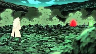 Madara Vs Naruto,Sasuke and gai [Amv] Part 1