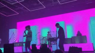 The 1975 - A Change Of Heart (Live in Stockholm)