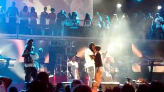 "Mavado & Laza Morgan @ Reggae Sumfest, Montego Bay 7-21-11 Performing ""One By One"""