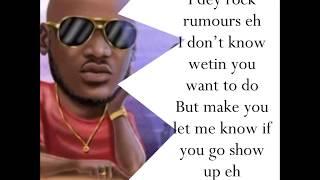 Amaka - 2baba ft Peruzzi Lyrics Video