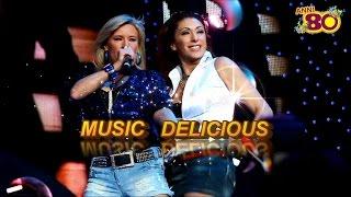 Discoteka 80 Moscow - Samantha Fox & Sabrina - Call  Me