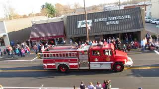 Russell Springs Kentucky Christmas Parade Part 1