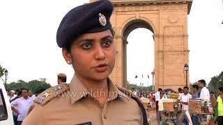 Women commandos of North-east doing an excellent job: DCP Monika Bharadwaj