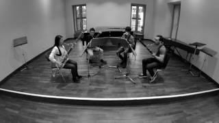 A.Piazzolla Libertango Bassoon Quartet