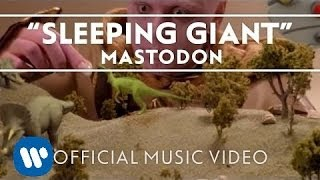 Mastodon - Sleeping Giant [Official Music Video]