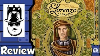 Lorenzo il Magnifico Review - with Tom Vasel
