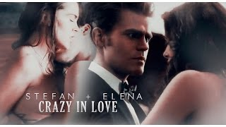 stefan + elena; Crazy in love [18+]