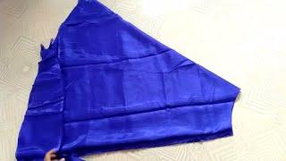 Umbrella Ghagra Cutting || Umbrella Lehenga Cutting