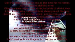 Eminem - The Warning Shot lyrics