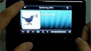 Test Logitech Squeezebox Touch - Application Sounds & Effects