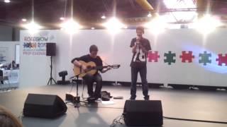 Rafael Oliveira e Rui Alves - O Homem do Leme (Xutos e Pontapés cover)