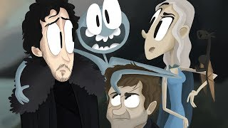 Who's This - A Game of Thrones Parody of What's This from The Nightmare Before Christmas