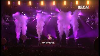 DJ Antoine - Ma Cherie [LIVE]