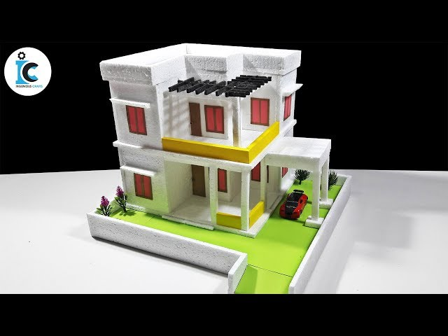 Download thumbnail for How To Make A Dream House From Thermocol DIY