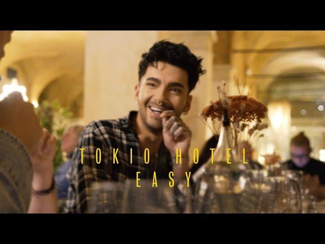 Videoclip oficial de la canción Easy de Tokio Hotel