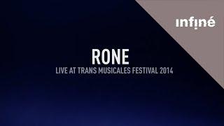 Rone live @ Trans Musicales de Rennes