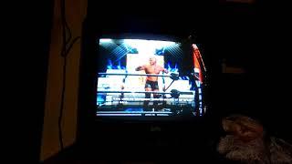 Finally I beat undertaker in WWE ps2 2012 road WrestleMania