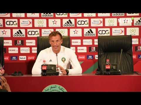 Video : Déclarations de l'entraineur de l'équipe nationale et des joueurs avant le match Maroc-Argentine