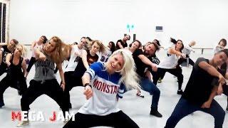 'Watch Me' (Whip / Nae Nae) Silento #WatchMeDanceOn choreography by Jasmine Meakin (Mega Jam)