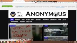 Anonymous Operasyonu