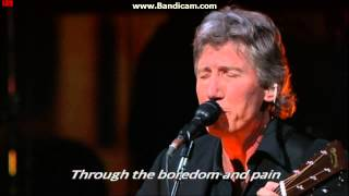 """♫""""Roger Waters-Pigs On The Wing, Part 1"""" (Live) - Lyrics"""