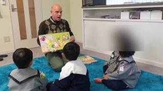 Live English Class For Kindergarten Students |  Story Cards in English Class | ESL