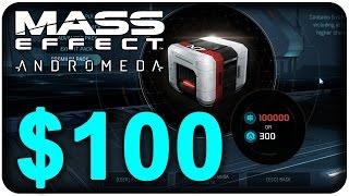 #WORTH? Opening 40 ($100 worth) Premium Packs - Mass Effect: Andromeda Multiplayer - TTB width=