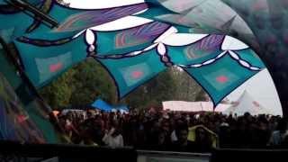 Vertical mode hanan closing set @ universal religion Nepal 2013