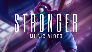 SPIDER-MAN: INTO THE SPIDER-VERSE- Stronger- The Score- Music Tribute Video