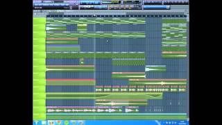 Robin Schulz - Sun Goes Down feat. Jasmine Thompson (FL Studio Remake)