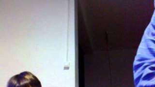 ¡ Bailando danza kuduro en casa de AJ !