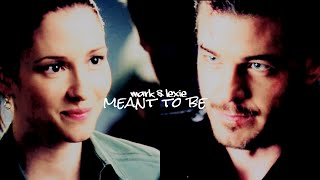 ► Mark & Lexie | MEANT TO BE