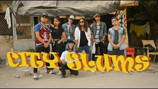 City Slums - Raja Kumari ft. DIVINE| Dance Choreography by Aditi Neha Swag Gang Crew