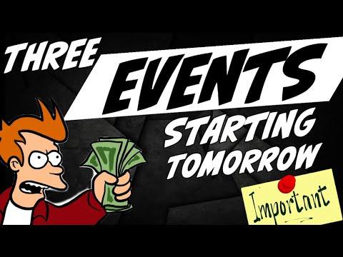 Massive events starting tomorrow - RAID SHADOW LEGENDS