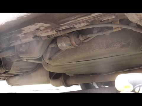 Замена топливного фильтра General Motors 96335719 на Chevrolet Epica