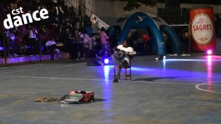 CST Dance Eliminatórias - Atuação do grupo Ranger Family e Mezo Dance