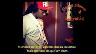 Lil Wayne - Same Damn Tune legendado