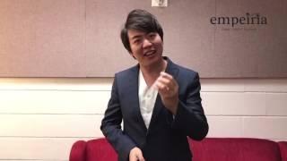 Empeiria introducing Lang Lang