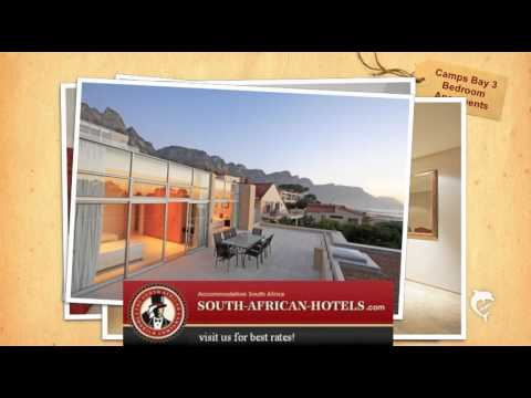 Camps Bay 3 Bedroom Apartments, Cape Town