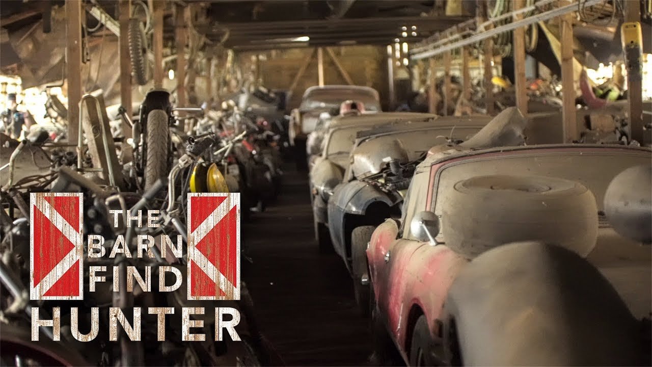 Barn Find Hunter: Dale Jarrett's Former Crew Member Reveals His Collection