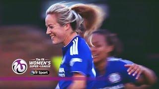 Arsenal Ladies 0-2 Chelsea Ladies   Goals & Highlights