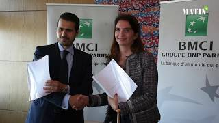 La BMCI et la BERD officialisent leur partenariat relatif au programme GEFF Morocco