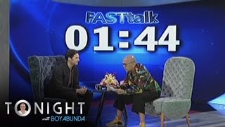 TWBA: Fast Talk with Tanner Mata